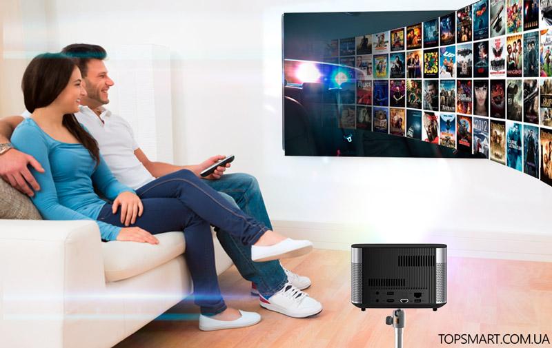 XGIMI H1 купить мультимедийный проектор на Android