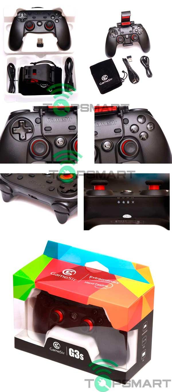 Игровой джойстик GameSir G3S