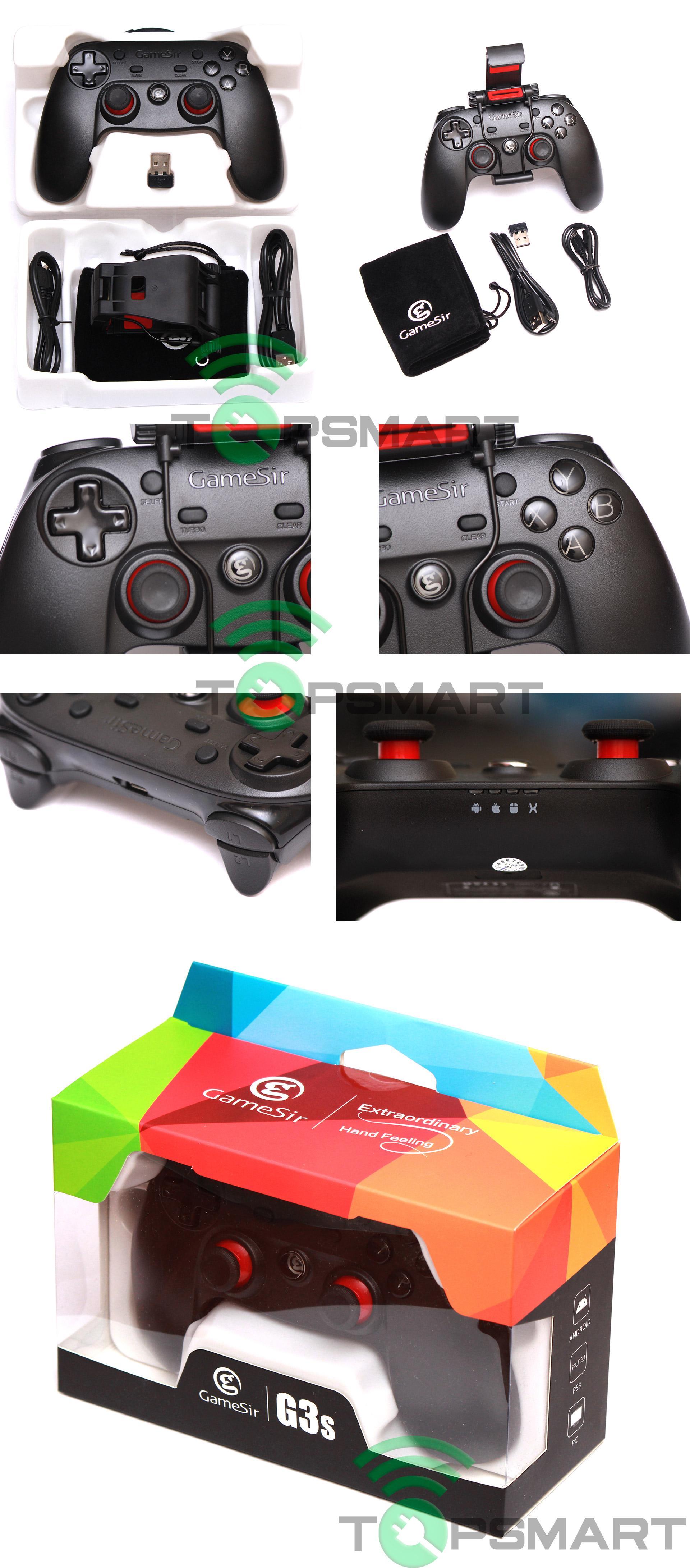 Игровой джойстик GameSir G3S by Topsmart.com.ua