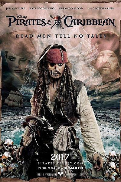 Пираты Карибского моря Мертвецы не рассказывают сказки смотреть онлайн