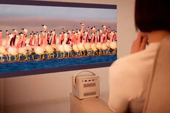 мультимедиа проектор