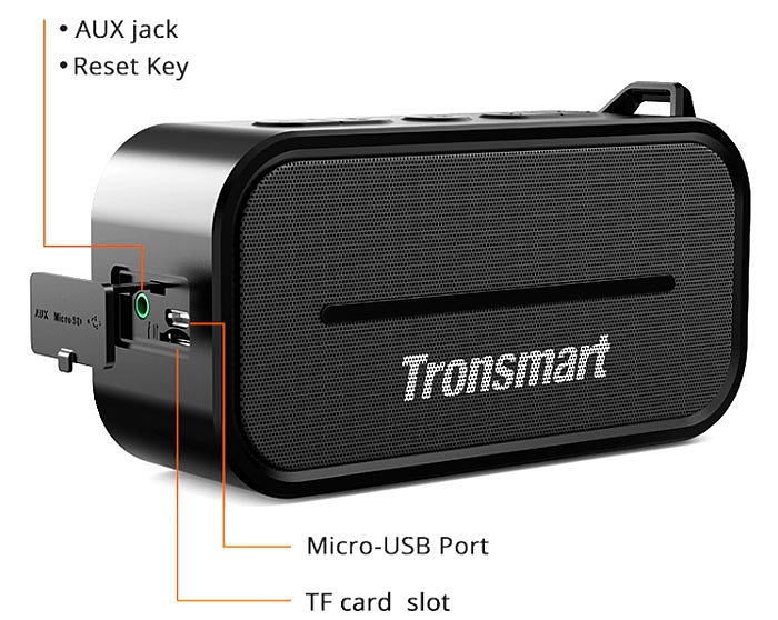 tronsmart element t2 схема
