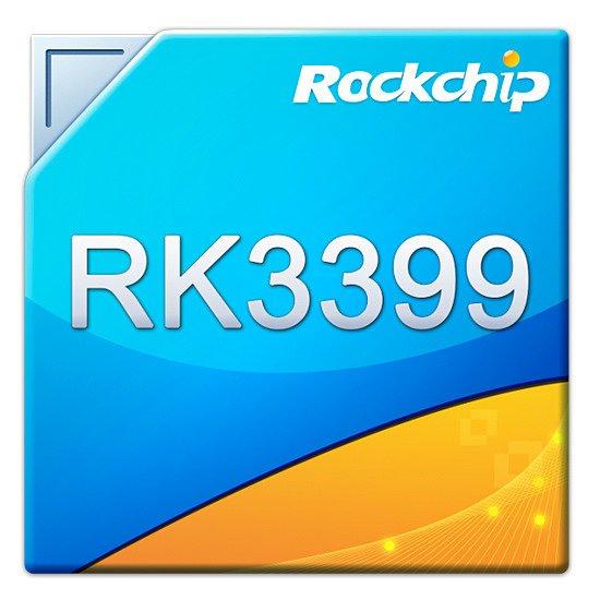 процессор Rockchip RK3399