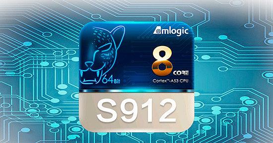 amlogic s912#