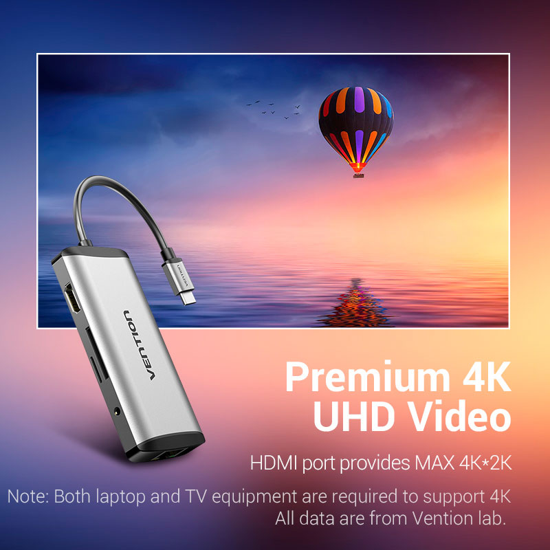 USB Type-C to HDMI