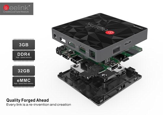 На Beelink GT1 Ultimate установлена новая память DDR4