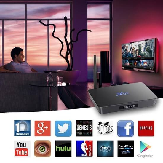 x92 android tv box