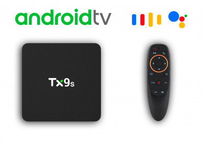 Tanix TX9S Android TV Topsmart