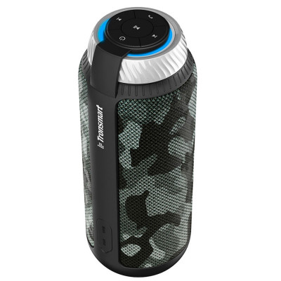 Блютуз колонка Tronsmart Element T6 Grey Camouflage