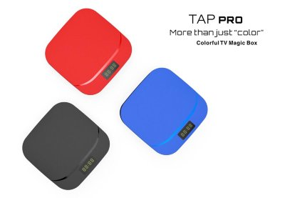 TAP PRO Android 6.0 TV Box